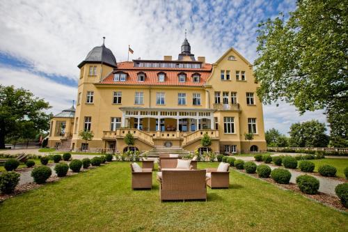 Kasteel-overnachting met je hond in Schlosshotel Wendorf - Wendorf