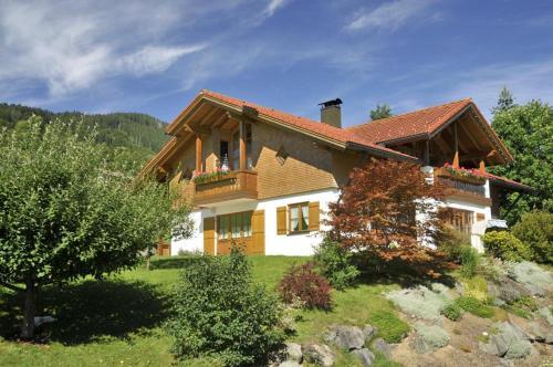 Landhaus Kaufmann - Apartment - Oberjoch-Hindelang