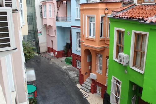 Istanbul Hotel Megaron tatil