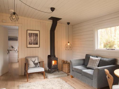 Woodside Logcabin Ardoch Lodge