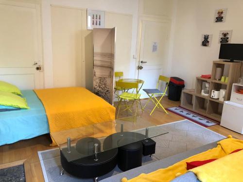 Quinemant lodge chambre d 39 h tes 16 rue ferdinand - Chambres d hotes thonon les bains ...