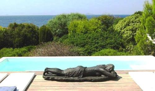 Porto Pino Villa Sleeps 10 WiFi img8