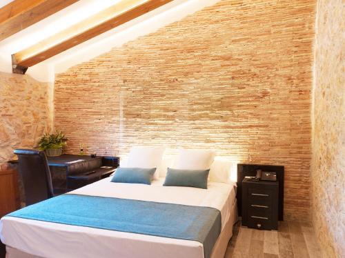 Double Room Hotel Molí de l'Escala 12