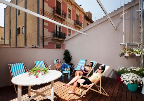 Amistat Beach Hostel Barcelona photo 16