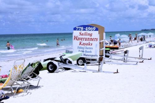 The Anna Maria Island Beach Palms 5b - Bradenton Beach, FL 34217