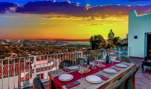 Villa Beniarres Guest House B&B in Moraira