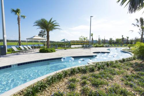 Luxury Dream Townhome with Pool SL4814 - image 5