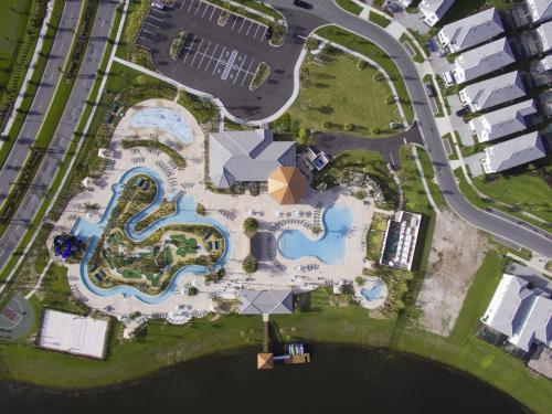 Luxury Dream Townhome with Pool SL4814 - image 7