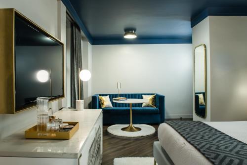 The Hotel @ New York City Семейный номер