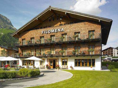 Apart-Hotel Filomena - Accommodation - Lech
