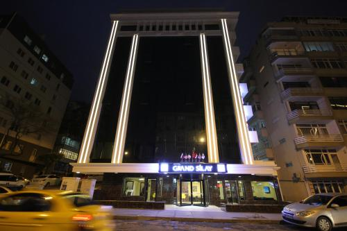 Ankara Grand Silay Hotel rooms