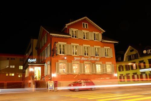Hotel zum alten Bahnhof, Hotel in Gossau SG bei St. Gallen