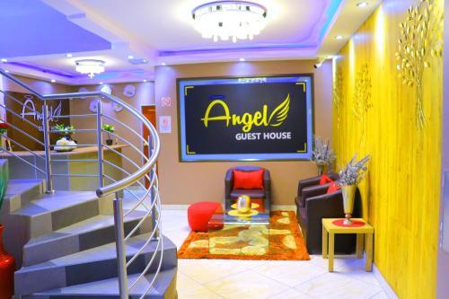 Angel Guest House (B&B)