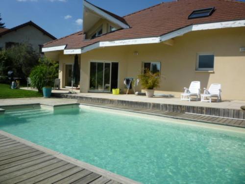 Chez Brigitte et Sylvain - Chambre d'hôtes - Annecy