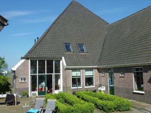 Hotel-overnachting met je hond in Bed & Breakfast De Koegang - Zuidermeer