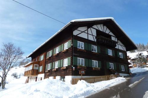 Gästehaus Schaub - Apartment - Oberjoch-Hindelang