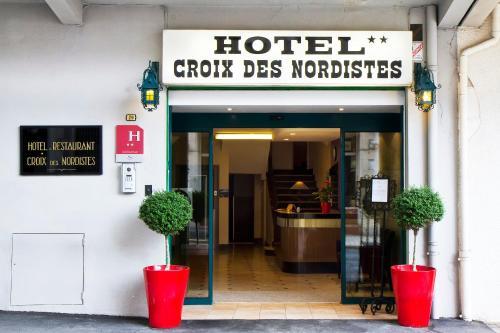 Hôtel Croix des Nordistes - Hôtel - Lourdes