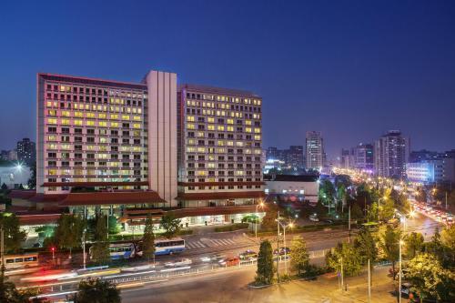 Radisson BLU Hotel Beijing impression
