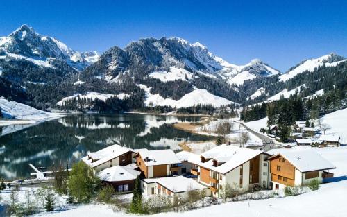 Hostellerie am Schwarzsee - Accommodation - Bad-Schwarzsee