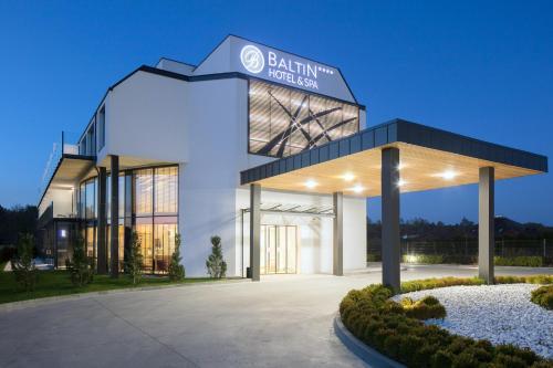 Baltin Hotel And SPA ****