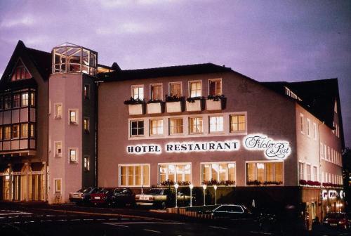 HotelAIRPORT HOTEL FILDER POST