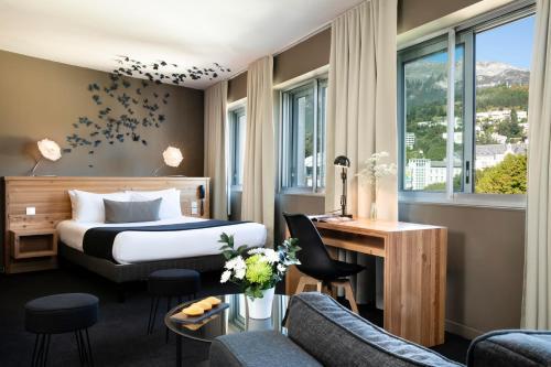 Mon Hotel à Gap - Hôtel - Gap