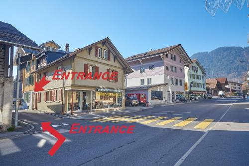 Sunny Day Holiday Apartment - Hotel - Unterseen