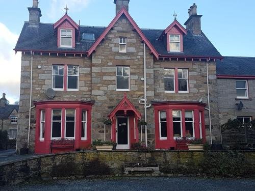 Carra Beag Guest House, Pitlochry
