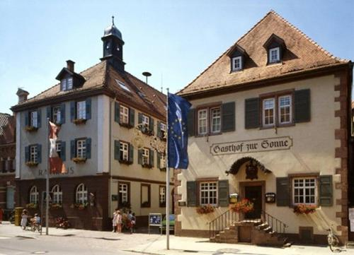 Hotel-overnachting met je hond in Gasthof zur Sonne - Oberkirch