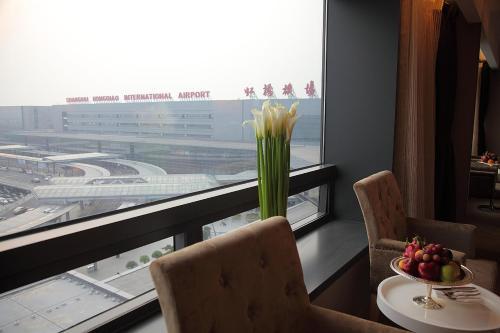 Shanghai Hongqiao Airport Hotel - Air China Номер Flying