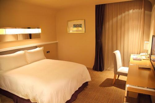 Shanghai Hongqiao Airport Hotel - Air China Стандартный двухместный номер с 1 кроватью