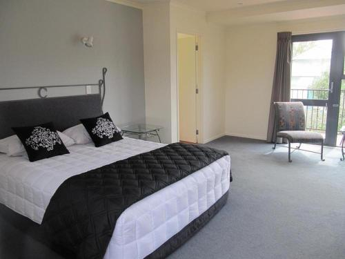 Chancellor Motor Lodge and Conference Centre - Accommodation - Palmerston North