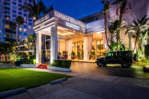 Beverly Hills Plaza Hotel - Los Angeles, CA CA 90024