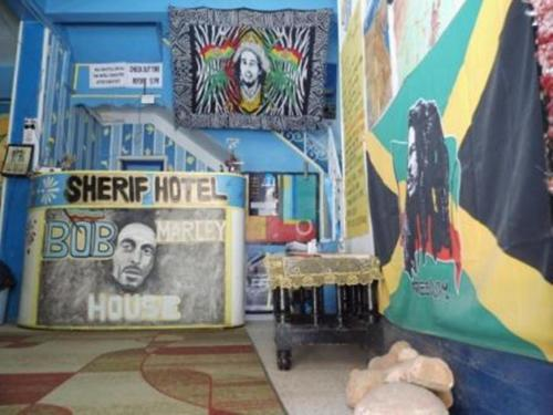 Bob Marley House Sherief Hotel Luxor