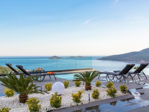 Kalkan Kalkan Villa Sleeps 10 Pool Air Con WiFi indirim