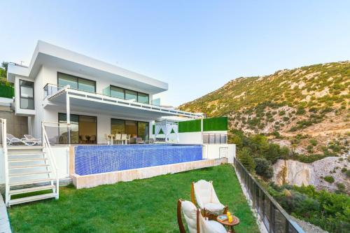 İslâmlar Islamlar Villa Sleeps 4 Pool Air Con WiFi tatil