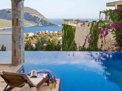 Kalkan Kalkan Villa Sleeps 8 Pool Air Con WiFi tek gece fiyat