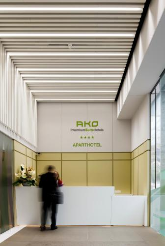 Ako Suites Hotel photo 21
