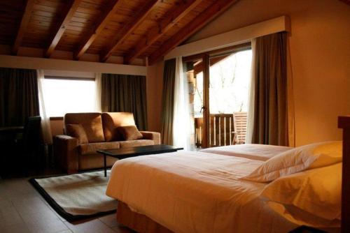 Junior Suite Hotel Rural Las Rozuelas 12