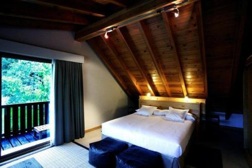 Junior Suite Hotel Rural Las Rozuelas 7