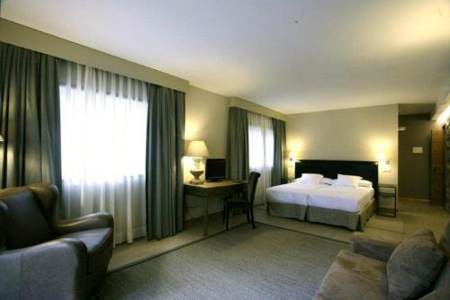 Suite mit Gartenblick Hotel Rural Las Rozuelas 7