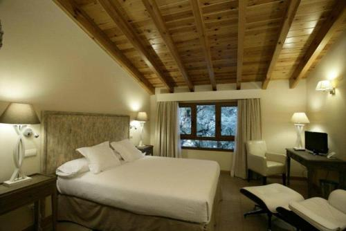 Doppelzimmer Hotel Rural Las Rozuelas 14