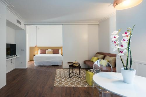 Suite Superior Divina Suites Hotel Singular -Adults Only 13