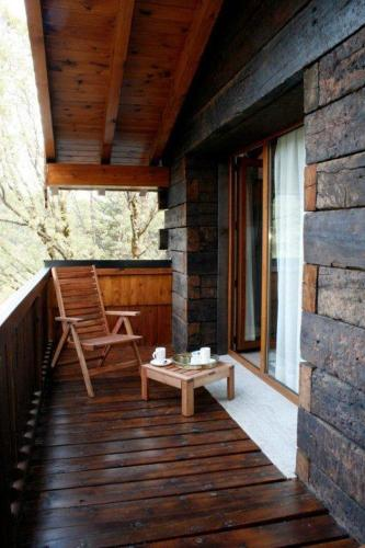 Junior Suite Hotel Rural Las Rozuelas 16