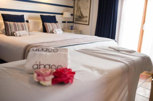 Habitación Doble Superior Hotel Abaco Altea 69