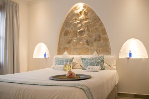 Habitación Doble Superior con bañera Hotel Abaco Altea 11