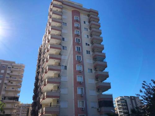 Mahmutlar Toros 5 3+1 lux appartment harita