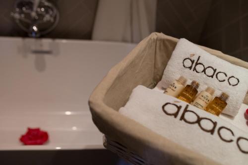 Habitación Doble Hotel Abaco Altea 45