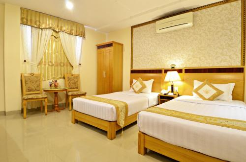 Hoang Phu Gia Hotel værelse billeder