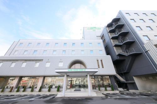 土浦綠色核心酒店 Hotel Green Core Tsuchiura